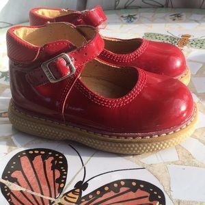 Dogi leather shoes